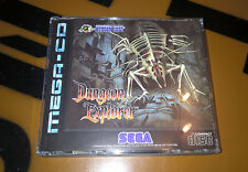 ## SEGA Mega-CD - Dungeon Explorer - komplett NEUWERTIG / CIB MINT ##