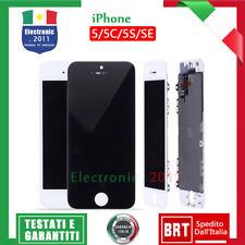 COMPLETO SCHERMO LCD PER IPHONE 5 5S 5C SE TOUCH SCREEN + ORIGINAL LCD DISPLAY