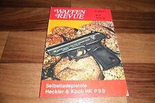 WAFFEN REVUE 47/82 -- Scharfschützen-Gewehr/Nachtsichtgerät/Gewehr System Mauser