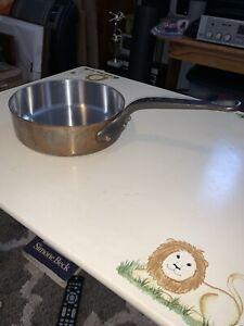 """VTG Sur La Table Copper 8"""" D Pan-Made In France-Excellent Condition!"""