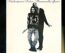 CD SHAKESPEAR SISTER hormonally yours 1992 EX