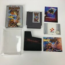 Castlevania III: Dracula's Curse (NES, 1990) Authentic,Complete-Tested