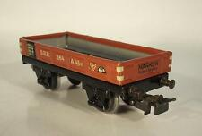 Märklin H0 364 Niederbordwagen Güterwagen Serie 800 ca. 40er Jahre Nr.4 #523