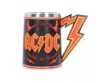 Grande Chope à bière AC/DC Verre Mug Tasse Hard-Rock - NEUVE