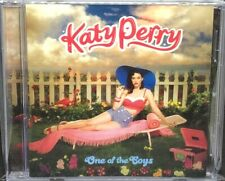 KATY PERRY - ONE OF THE BOYS, CD ALBUM, (2008).