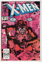 Uncanny X-Men #260 (Apr 1990, Marvel) Chris Claremont Marc Silvestri Jim Lee X