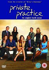 private practice-komplette staffel 4-dvd-uk region 2/sealed