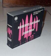 Audiolibro ROBERTO SAVIANO Gomorra - Mondadori 2008 Audiolibri 7 Cd