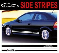 Seitenstreifen Passend für Opel Astra Vectra Corsa Zafira