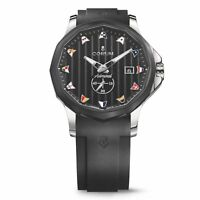 Corum A395-03856 Men's Admiral's Cup Legend Black Automatic Watch