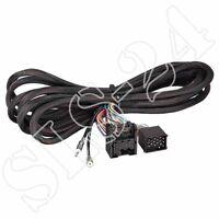 BMW 17 PIN Radio Verlängerung KFZ Kabel 6,5m inklusive 1503-00 ACV 1020-21-6500