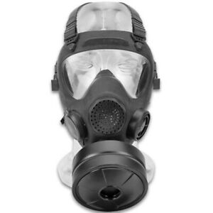 NEW STOCK! Military Gas Mask 40mm NATO Replaceable Filter Canister Tear Gas Help