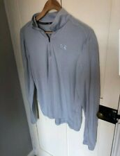 Under armour Long Sleeve Fitted Running Top Grey Medium
