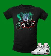f8d698d46e8 Joker T Shirt to Match Retro Air Jordan Jordan Spiz'ike Poison Green