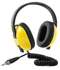 Minelab Equinox Waterproof Headphones - New