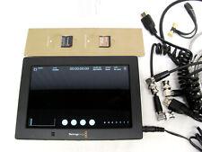"Blackmagic Design VIDEO ASSIST 4K 7"" HDMI/6G-SDI Recording MONITOR"