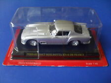 voiture miniature métal collection 1/43, ixo altaya, ferrari berlinetta  france