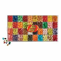 Jelly Belly Jelly Bean Gift Box - 40-Flavor Gourmet Candy 2LB Box