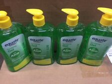 (4 Pack) Equate Soothing Aloe After Sun Gel 20 oz each - Buy More & Save 10% !