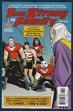 TOM STRONG #13 by Alan Moore: 2001 by America's Best Comics (WildStorm/DC)