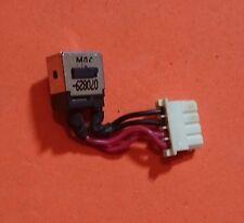 CONECTOR DC JACK + CABLE FUJITSU SIEMENS LIFEBOOK S SERIES S7210