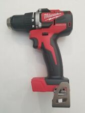 MILWAUKEE 2801-20 18V 18 VOLT M18 COMPACT BRUSHLESS DRILL/DRIVER BARE TOOL NEW