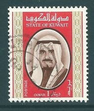 KUWAIT 1978 used 1D SG805