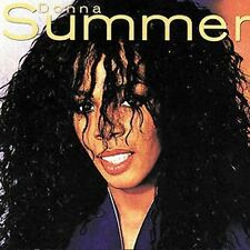 Donna Summer SELF-TITLED cd 1982/1994 1ST US PRESS~OFFICIAL~Michael Sembello.s/t