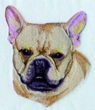 Embroidered Fleece Jacket - French Bulldog BT3600 Sizes S - XXL