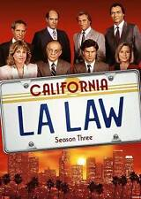 New: LA Law: Season 3 NTSC, Full Screen, Color, Box se