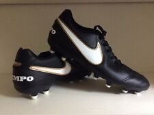 Nike Tiempo Football Boots Size 7 Lovely Condition