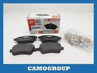 Pills Rear Brake Pads Pad FIAT Croma 2 Station Wagon