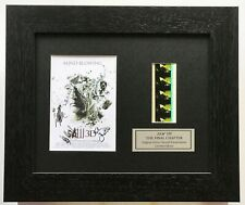 More details for saw vii 'the final chapter' cast signed reproduction filmcell memorabilia coa
