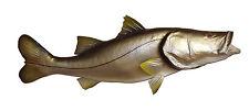 "44"" Snook Half Mount Fish Replica"
