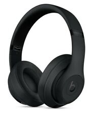 New 2020 Refurbished Beats by Dr. Dre Studio3 Over the Ear Headphones - Black