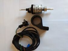 Eberspacher D2 D4 Airtronic 12 volt fuel pump with mount and two meter loom