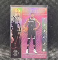 Kevin Durant Pink Brooklyn Nets 2019-20 Panini Illusions #102