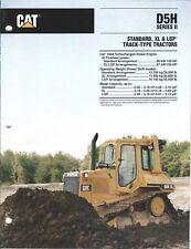 Equipment Brochure - Caterpillar - D5H Series II Track-type Tractor 1993 (E3979)