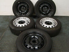 5 x Stahlfelgen Fiat/Citroen Scudo  7Jx16 et42  PS616001  KBA 44544
