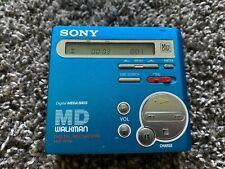 Sony Mz-R70 Minidisc Walkman player & recorder
