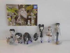 Frankenweenie Sparky Mini Figura Colección 5 Conjunto De Juguete Disney Takara Tomy