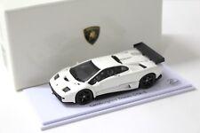 1:43 KYOSHO LAMBORGHINI DIABLO GTR-S PEARL WHITE NEW in Premium-MODELCARS