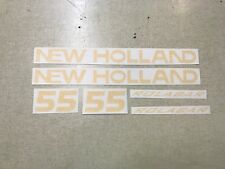 New Holland 55 Rake Decals