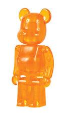 Medicom Bearbrick S13 Jellybean 100% be@rbrick 13 Orange Jelly bean 1P