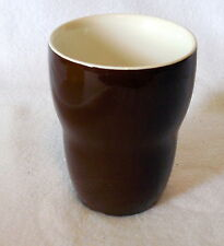 Vintage STARBUCKS 2008 AIDA double wall Coffee Mug 8 ounce No handle
