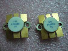 QTY 1x Vintage SYL ECG352 Si NPN Power BJT Transistor NOS