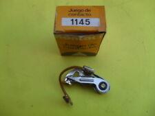 JUEGO  PLATINOS DELCO BOSCH   PORSCHE 911 DE 1965 A 1968 Y FORD TAUNUS