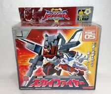TRANSFORMER TAKARA SKYFIRE BRAND NEW CYBERTRON SC05 IN BOX