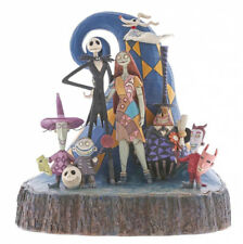 Disney Traditions Nightmare Before Christmas Wonderful NBC - New Boxed FREE P&P