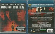 BLU RAY - MISSION ALCATRAZ avec STEVEN SEAGAL / NEUF EMBALLE - NEW SEALED